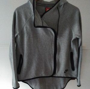 Nike Sweaters - Gray Nike Slouchy Hoodie